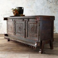 Dowry Chests & Antique Sideboards